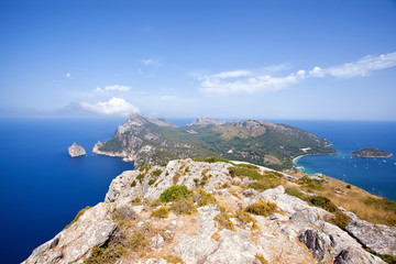 Cape Formentor, Mallorca, Spain
