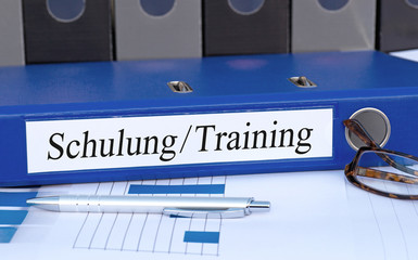 Schulung und Training - Fortbildung