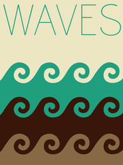 Vector Minimal Design - Waves