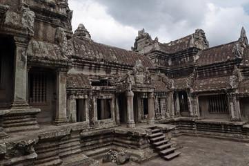 Territory of Angkor wat Cambodia