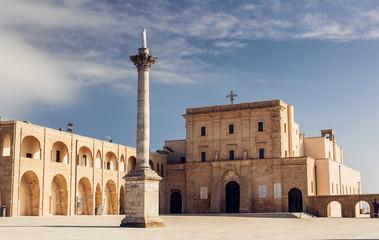 Sanctuary of Santa Maria di Leuca in Italy.