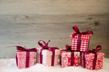Weihnachten Advent Geschenke