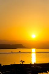 Sonnenaufgang auf Zypern, Cavo Greco