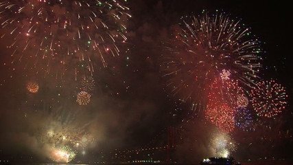 beatiful real fireworks inculed audio (more than +10)