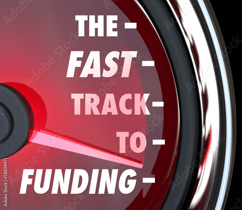 The Fast Track to Funding Speed Quick Funded Start Up