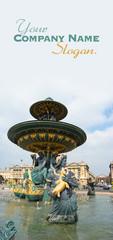 Fountain in La Concorde