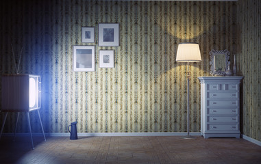 vintage interior