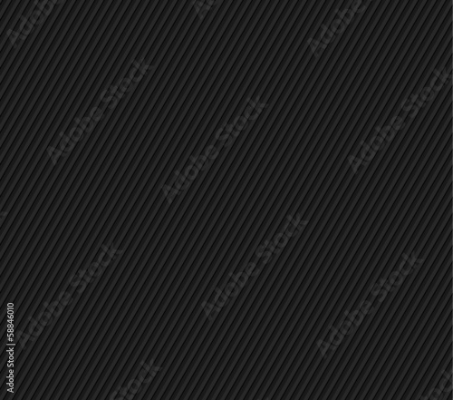 Tuinposter Kunstmatig Black seamless striped texture