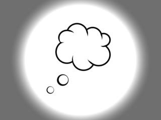 Пузырь речи