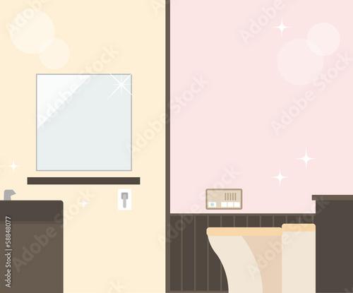 きれいなトイレ