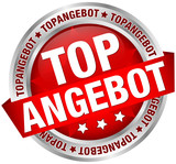 "Button Banner ""Topangebot"" rot"