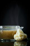 soup mashed cauliflower
