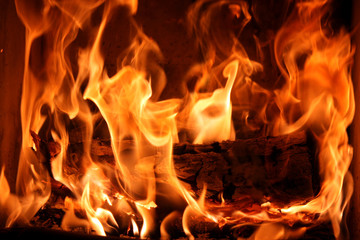 offenes Feuer