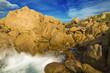 oceano - mare - scogli