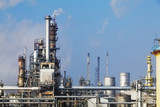 Petrochemical industry - Oil refinery