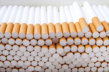 Stack sigarettes