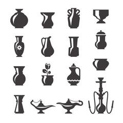 Symbols. Vector format