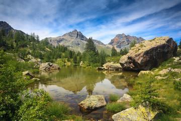 Champdepraz, Valle D'Aosta