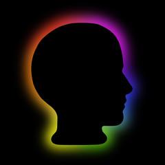 Aura, energy field psychology head