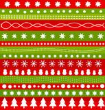 Fototapety Christmas pattern