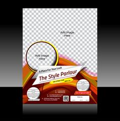 Style Parlour Flyer