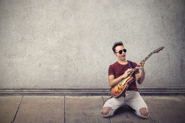 Classy Guitarist