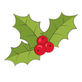 Vector Holly