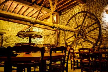 Bourgogne vineyard