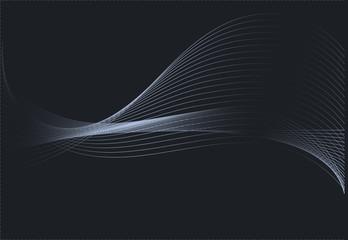 schwebende Linien