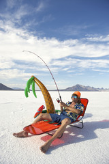 American Fisherman Goes on Cheap Fishing Holiday