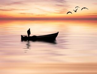 el pescador de sueños