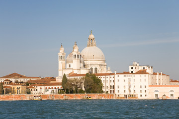 St. Mary of Health Church, Venice