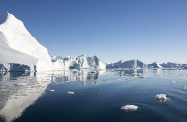 Beautiful Iceberg