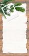 Frohe Weihnachten, Weihnachtskarte, plakativ, Schild
