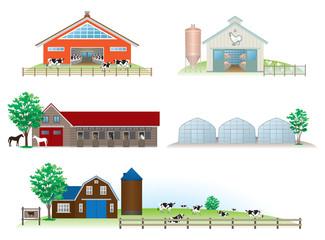 建物いろいろ・畜産