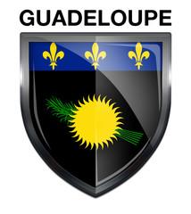 Blason Guadeloupe Region