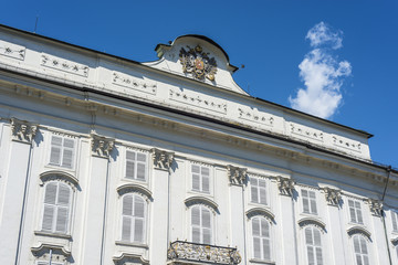 The Imperial Palace in Innsbruck, Austria.