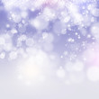 Snow Xmas Background