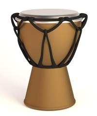 realistic 3d render of bongo