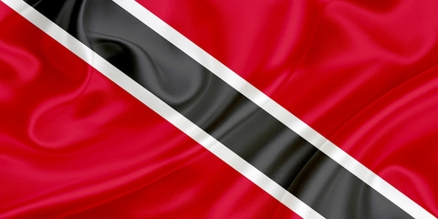 Flag of The Trinidad and Tobago
