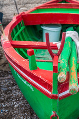 Little old fishing boats