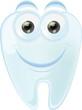 Мультфильм мило зуб с разными эмоциями