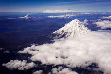 Volcano in Kamchatka