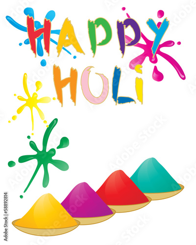 holi greeting