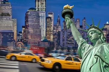 Collage Manhattan - USA