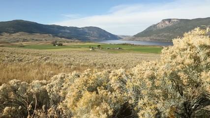 Nicola Valley and Lake, Slider, British Columbia