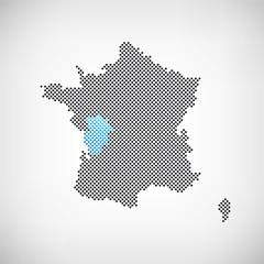 Frankreich Region Poitou-Charentes