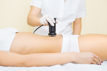 Cavitation treatment