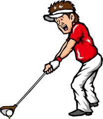 ゴルフスウィング