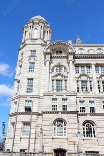 Liverpool, UK - Port Authority
